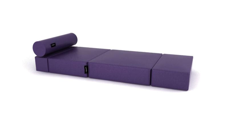 Puf cama convertible individual - Puff convertible cama ...