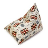 Puf Everest British Flag