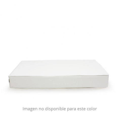 Cojín Rectangular 120x80 Rojo