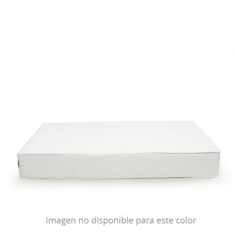 Cojín Rectangular 120x80 Blanco