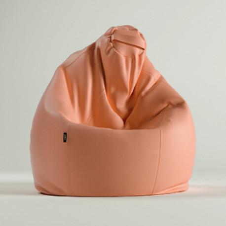 Puf Pera XL - Salmón