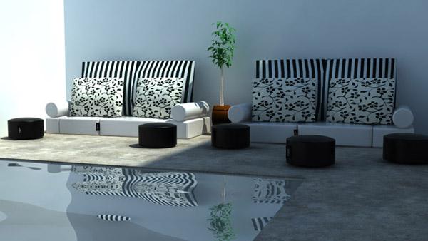 Puff convertible un mueble con muchas funcionalidades mipuf - Puff convertible cama ...