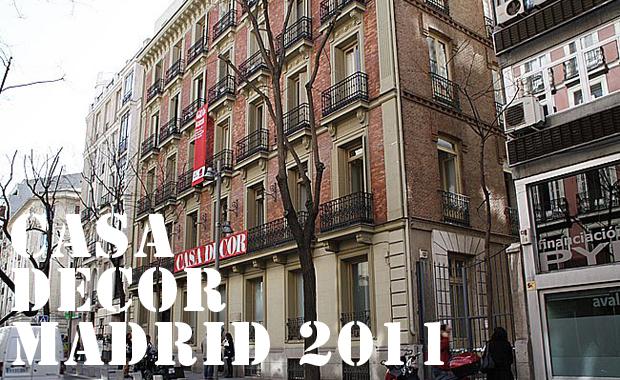 D a del arquitecto de interiores en casa decor madrid 2011 mipuf - Arquitecto de interiores ...