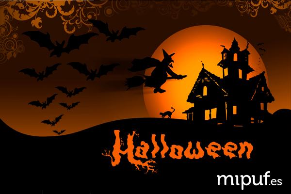 Vive un Halloween con unos pufs… ¡de miedo! | Mipuf