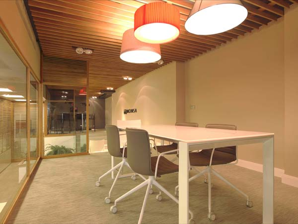 Moinsa para una nueva instalaci n comercial o para for Vodafone oficinas barcelona
