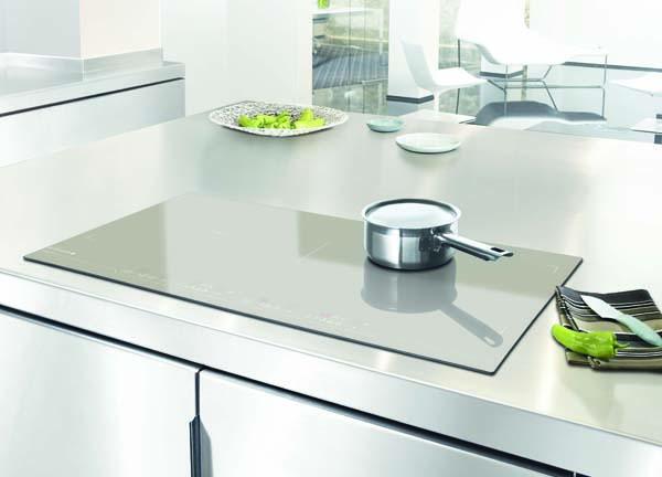 La cocina como un objeto de valor mipuf - Placa induccion blanca ...