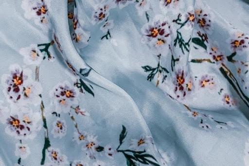 Estampados inspiración floral para puf 2021