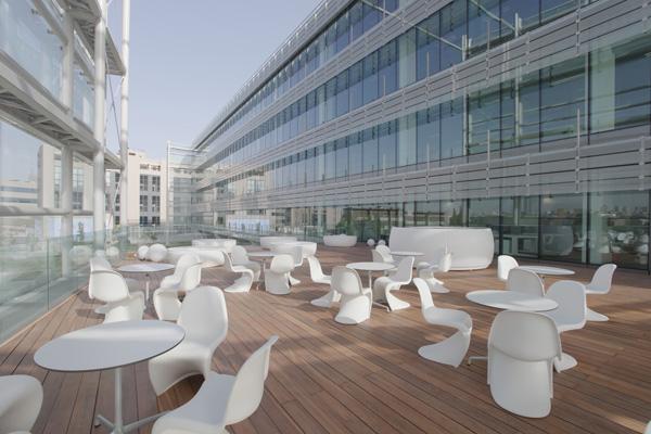 Nuevas oficinas de nivea espa a para incentivar la creatividad mipuf - Oficinas de adecco en madrid ...