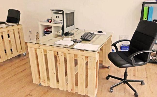 Mipuf para decorar oficinas mipuf for Como construir una oficina
