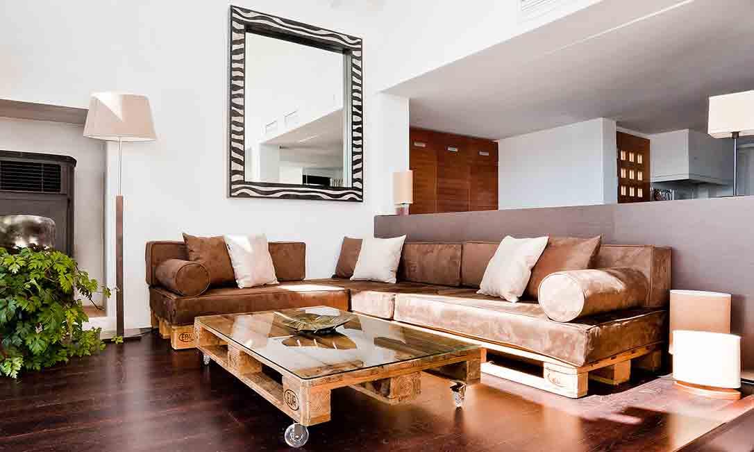 Un puff para cada estilo r stico cl sico moderno mipuf for Estilo moderno interiores
