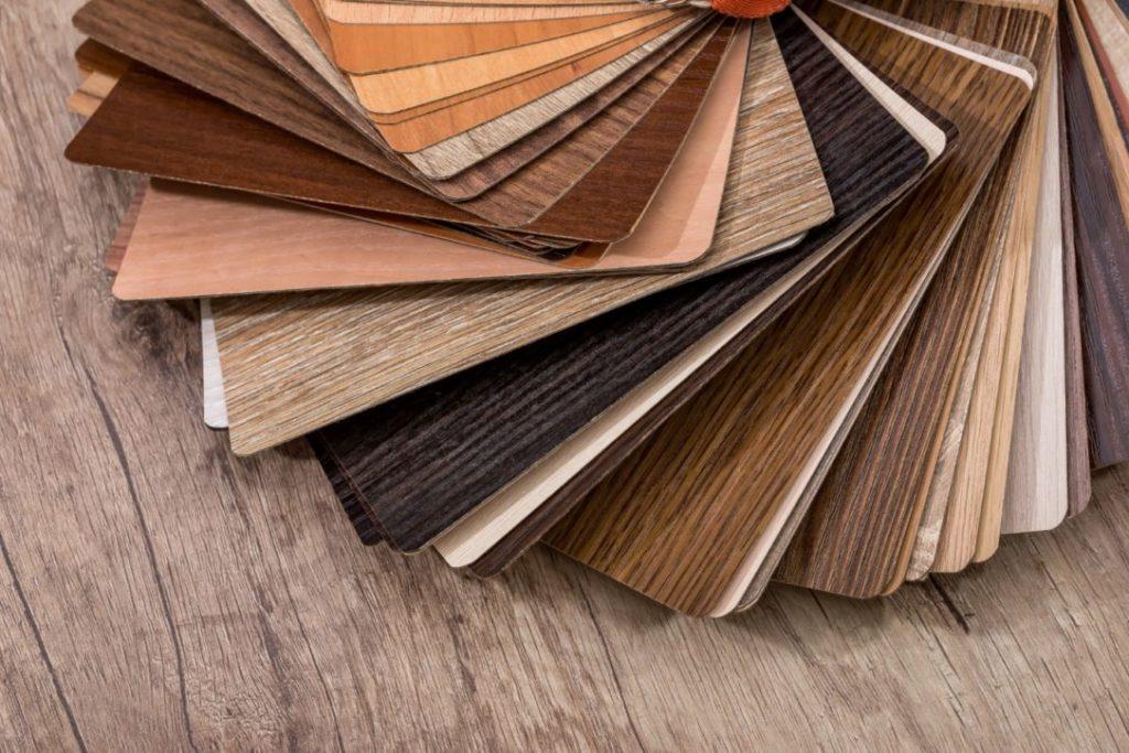 tipos de madera para palets