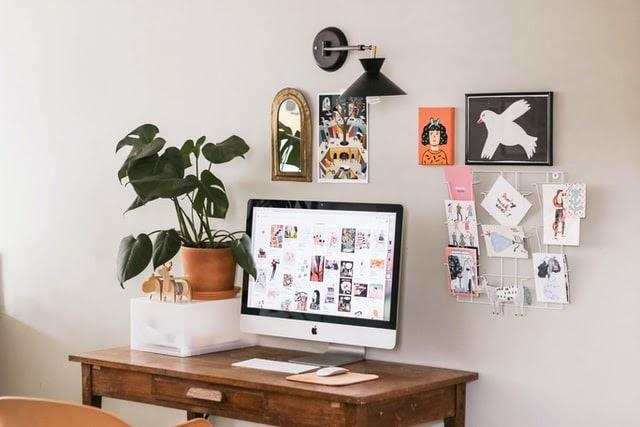Tips de organización para tu oficina en casa