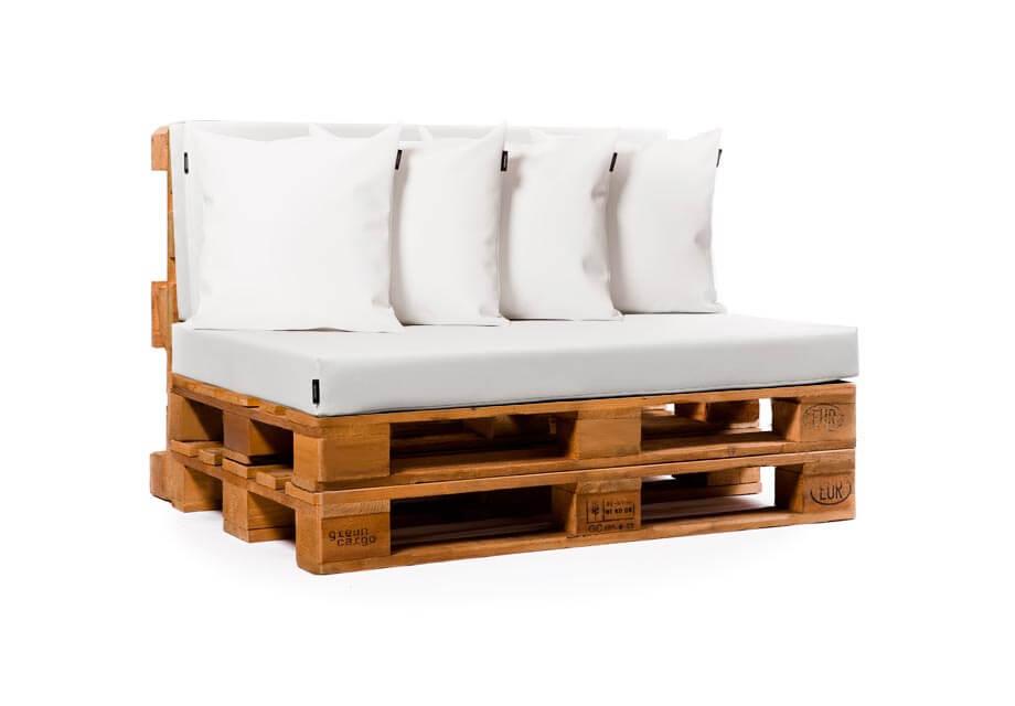 Colch n para palet 120x80 - Comprar muebles con palets ...