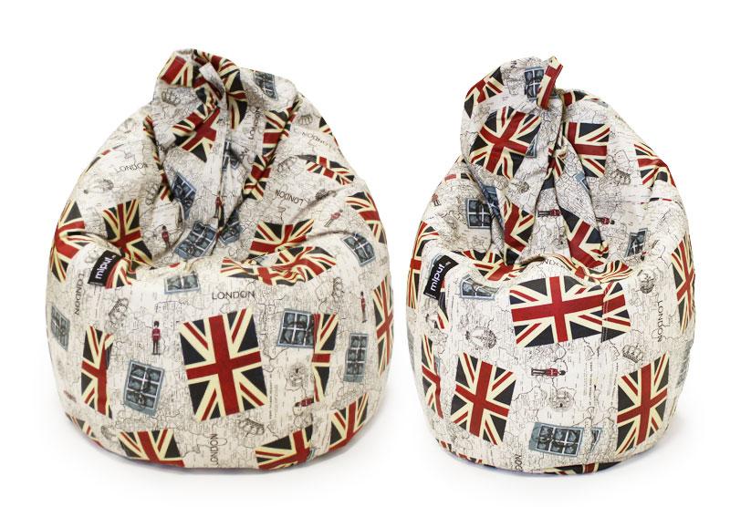 puf pera super m british flag